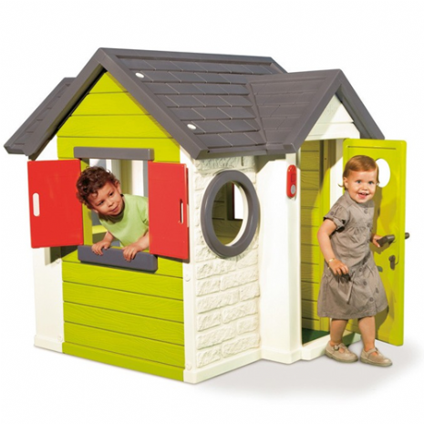 Kids Fun Plastic House